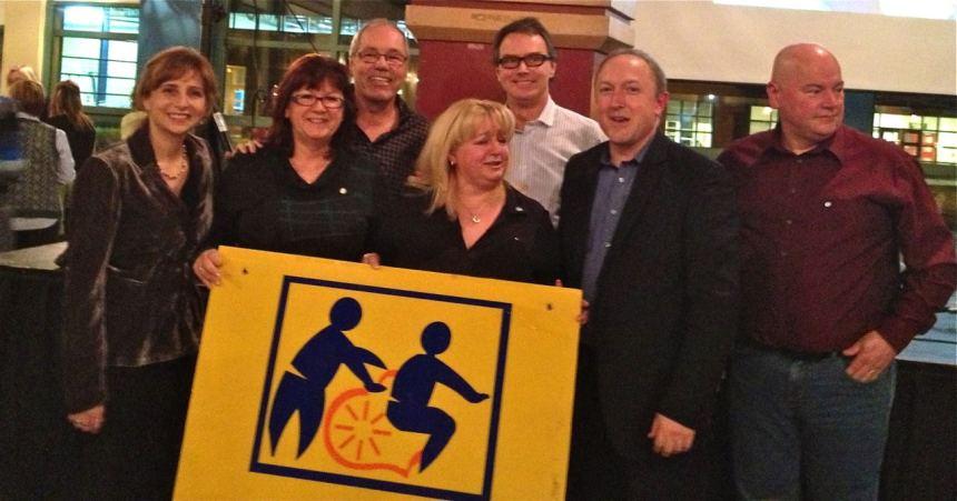 Souper de l'Association des Enfants Handicapés de Boucherville et Varennes