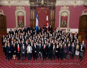 Parlement etudiant
