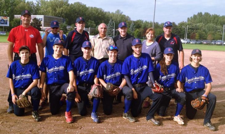 Baseball septembre 2013