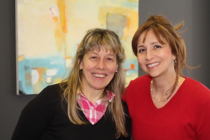 Nathalie Roy et Lucie Leduc (3000x2000)