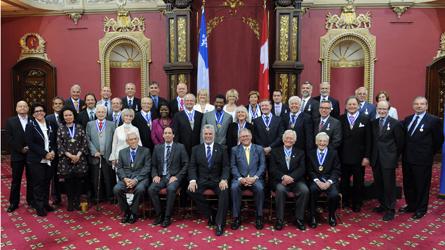 Ordre National Quebec