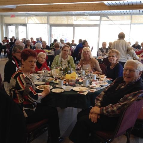 Lunch club de Boucherville 2014