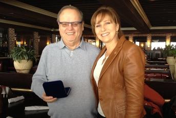 Gilles Roy et Nathalie Roy