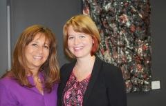 Nathalie Roy et Caroline Labrecque-Perras