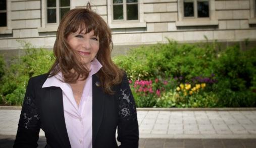 Nathalie Roy-Été-Parlement